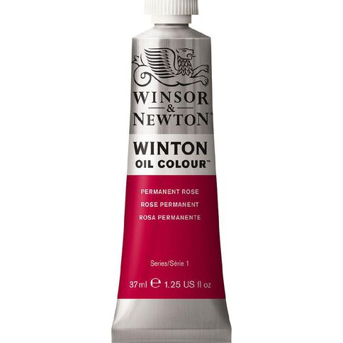 Winsor & Newton Winton Oil Paint 37ml Permanent Rose Pink