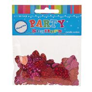Artwrap Hearts Party Scatters Metallic Confetti Red/Pink