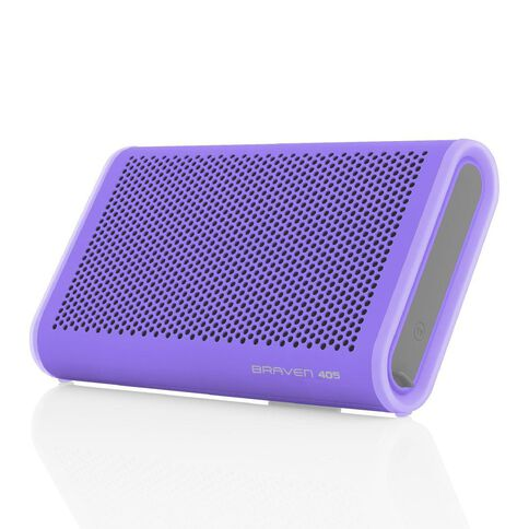 Braven 405 Portable Wireless Speaker Periwinkle