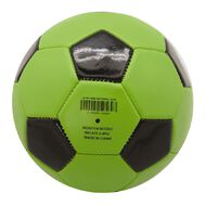 Active Intent PVC Mini Soccer Ball 14cm Assorted