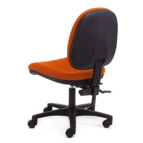 Chair Solutions Aspen Midback Chair Orange Orange