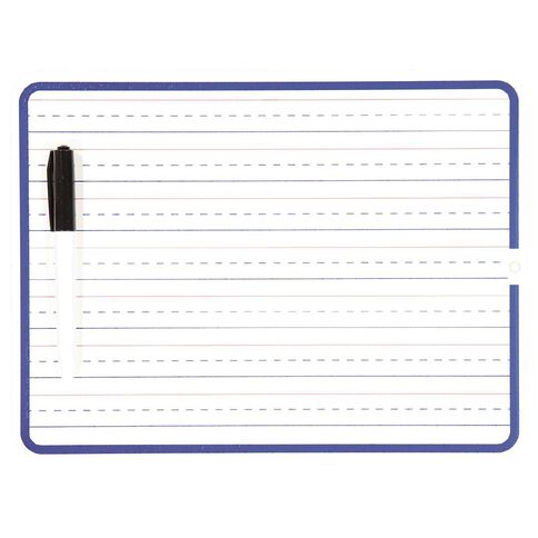 WS Magnetic Dry EraseTo Do Board 152 x 355mm