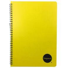 Impact Notebook PP Wiro Yellow Yellow