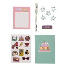 Fun & Funky Stationery Set