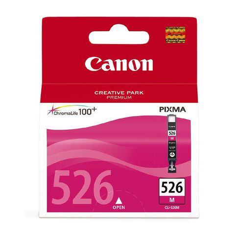 Canon Ink CLI526 Magenta (437 Pages)