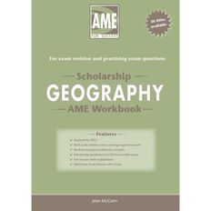 Ncea Year 13 Scholarship Geography Workbook
