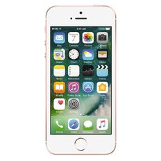 Vodafone Apple iPhone SE 32GB Prepay Bundle Rose Gold