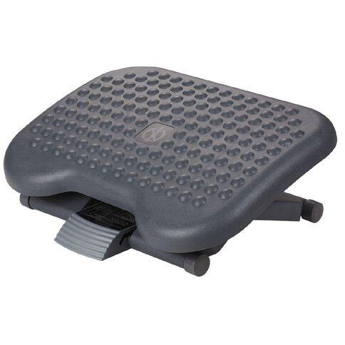 Workspace Height-Adjustable Footrest