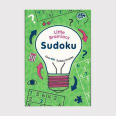 Little Brainiacs: Sudoku