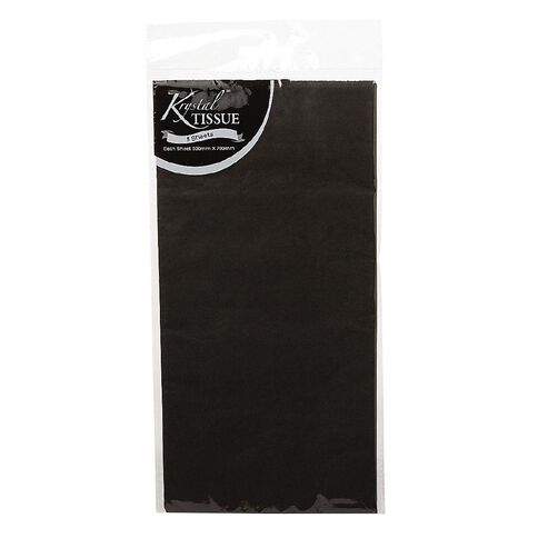 Krystal Tissue Paper Assorted Colours 500mm x 700mm 5 Pack