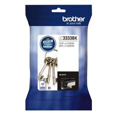 Brother Ink LC3333 Black (3000 Pages)