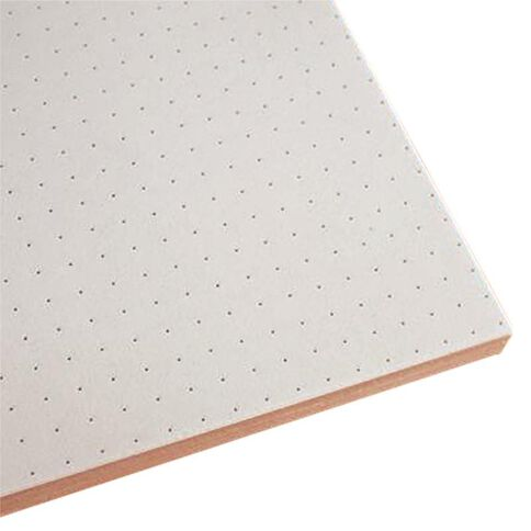 Fabriano Ecoqua Bound Sketchbook Dotted 85GSM 80 Sheets Raspberry A5
