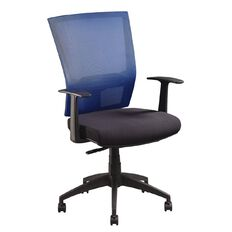 Jasper J Advance Air Plus Blue with Adjustable Arms Blue