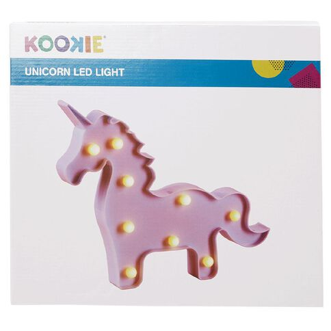 Kookie Unicorn LED Light