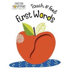 Petite Boutique Touch and Feel First Words