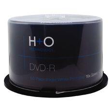 H+O Dvd-R 16X 4.7 GB 50-Pack