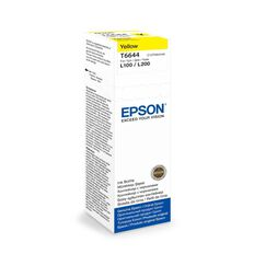 Epson Ink T6644 Yellow 70ml Bottle (7500 Pages)