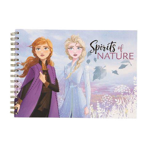 Frozen 2 SketchPad A4