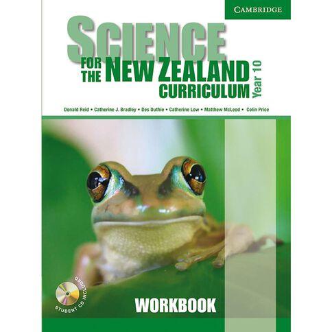 Year 10 Science For Nz Curriculum Workbook