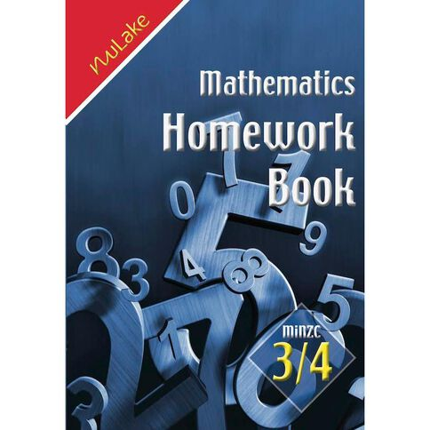 Nulake Year 8 Mathematics Homework Book