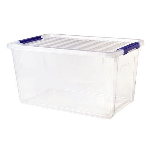 Sistema Storage Organiser 27L Clear