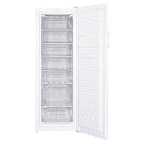 Akai Upright Freezer 245 Litre White