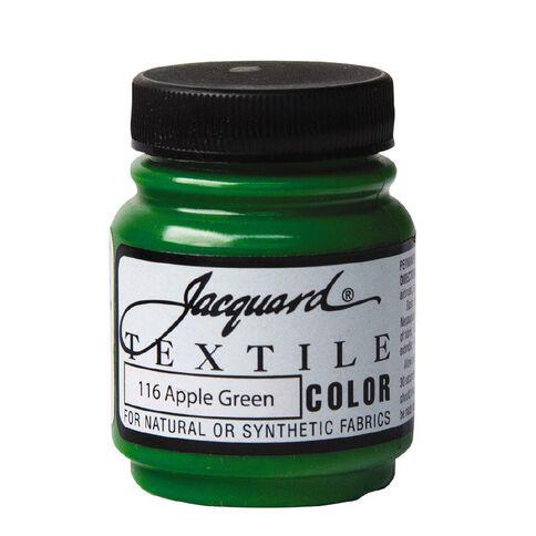 Jacquard Textile Colours 66.54ml Apple Green