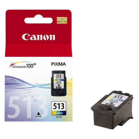 Canon Ink CL513 Colour (349 Pages)