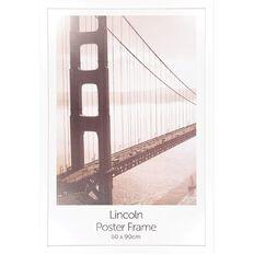 Uniti Value Poster Frame 60 x 90cm White White