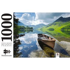 Hinkler Mindbogglers Jigsaw 1000 Piece Series 10 Assorted