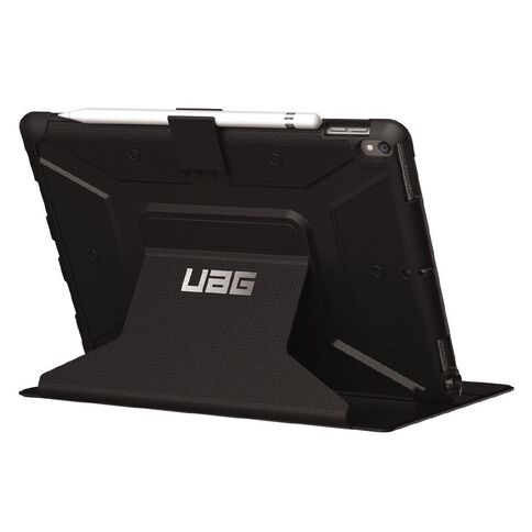 UAG iPad Pro 10.5 inch Folio Case Black Black