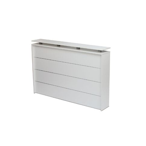 Cubit Reception Counter White