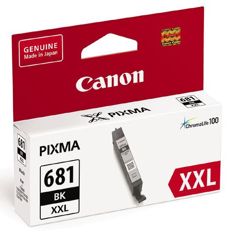 Canon CLI-681XXL Ink Dye Black