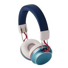 Botanic Geo Wireless Headphone Blue