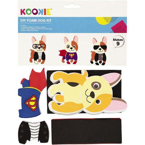 Kookie DIY Foam Dog Kit
