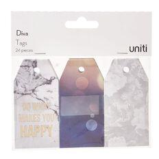 Uniti Diva Tag 24 Pack