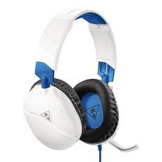 Turtle Beach Headset Recon 70P PS4 White