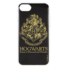 Harry Potter iPhone 6/7/8 Hogwarts Case Black