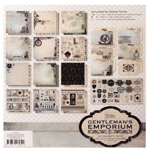 Couture Creations Gentlemans Emporium Collection