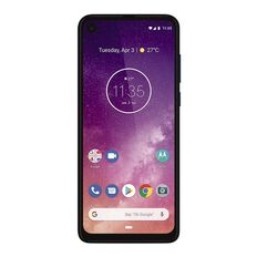 Motorola One Vision Black