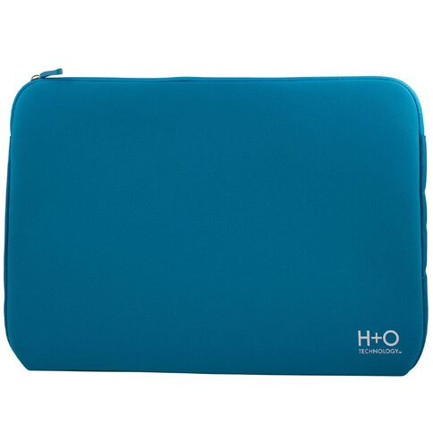 H+O Technology 15.6 inch Laptop Sleeve Blue