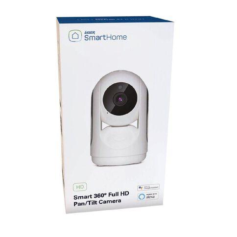 Laser Smart 360  Full HD Pan/Tilt Camera