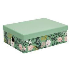Uniti Secret Garden Storage Box A4