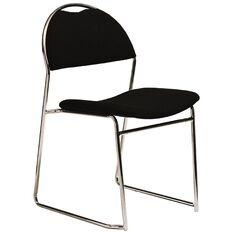 Chair Solutions Lift Chair Chrome Base Black