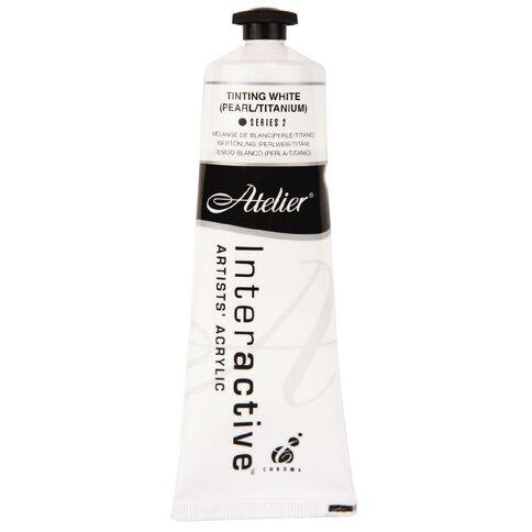 Atelier S2 Tinting 80ml Pearl Titanium White