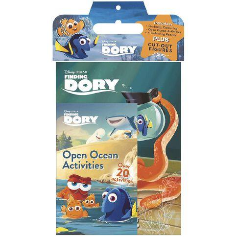 Disney Pixar Finding Dory Activity Pack