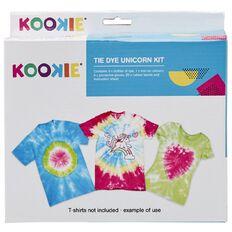 Kookie Tie Dye Kit Unicorn Multi-Coloured