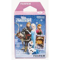 Fujifilm Instax Mini Frozen Film 10 Pack Multi-Coloured