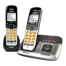 Uniden Premium Dect3236+1 Cordless Phone Silver