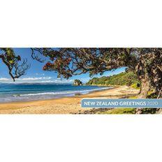 Calendar 2020 New Zealand Greetings Desk